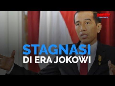 Stagnasi Di Era Jokowi