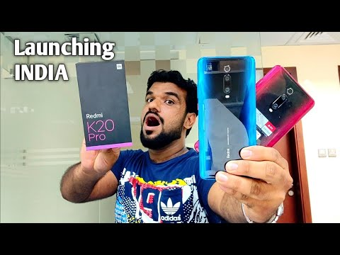 Hindi | Redmi K20 Pro Unboxing.. Launching In India