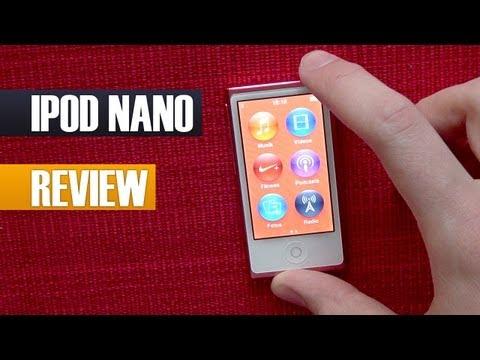 ipod Nano review - Mein Review zum neuen iPod Nano 7th Gen. Viel Spaß! • FACEBOOK: http://www.facebook.de/alextvmedia • TWITTER: http://www.twitter.com/alextv • G+: http://gplu...