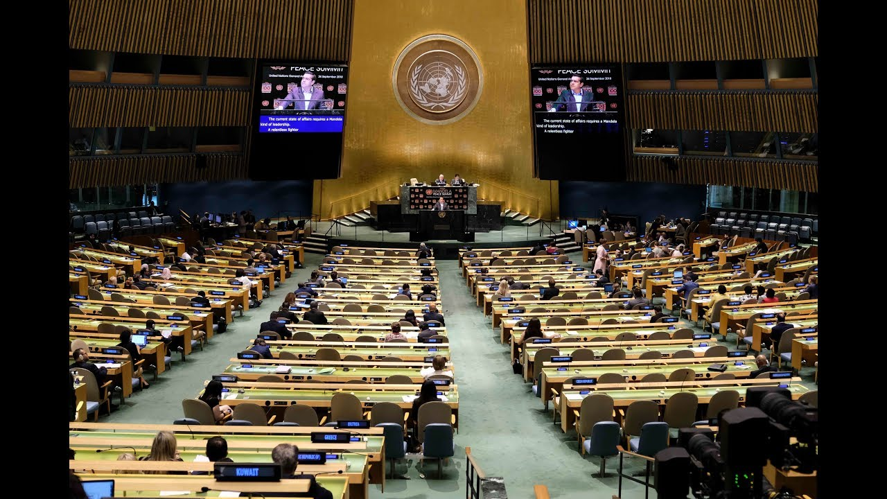 Address at the Nelson Mandela Peace Summit at the UN