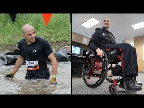 The Inspiring Story of @TorontoPolice Constable Ed De Nobrega