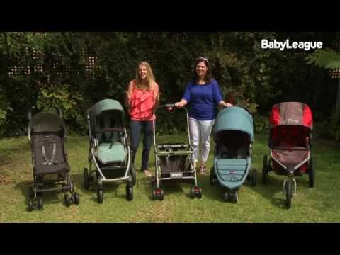 PICKING A STROLLER WITH BABY GIZMO | Mommy Must Haves