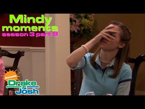 Drake & Josh  Mindy moments - Season 3 Part 9