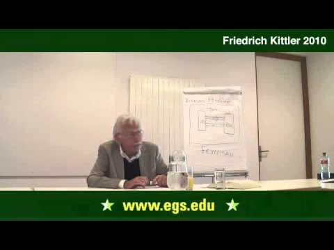 Friedrich Kittler. Principles of Computer Graphics. 2010