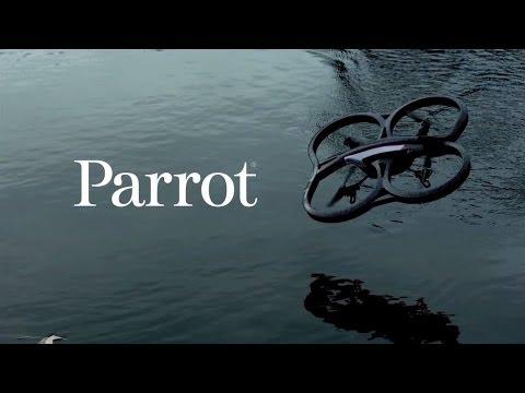parrot ar drone quadricopter 2.0 elite edition 720p