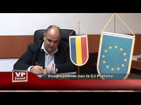 Vicepreședinte nou la CJ Prahova
