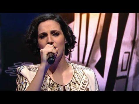 """Cuartos de final: Diana Amarilla canta """"Qué tango hay que cantar"""" – Elegidos #Elegidos"""