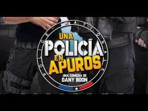 Una Policía en Apuros - Clip - Bienvenida?>