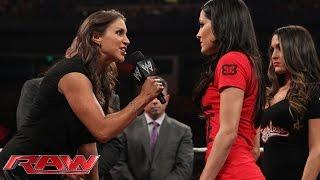 Brie Bella vs. Stephanie McMahon SummerSlam