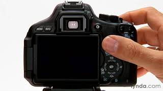 Canon Rebel Tutorial: How To Use Exposure Compensation | Lynda.com