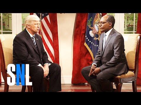 Trump é entrevistado após despedir diretor do FBI