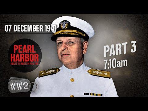 E.03 - Calm Before the Storm - Pearl Harbor - WW2 - 120 C - December 7, 1941