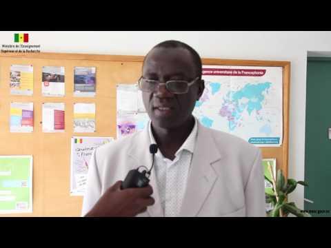 [VIDÉO] 2e édition du concours: Ma Thèse en 180 secondes - Entretien avec le Coordinateur du collège des écoles doctorales de l'UCAD