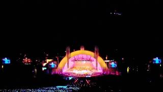 Hollywood Bowl Time Lapse