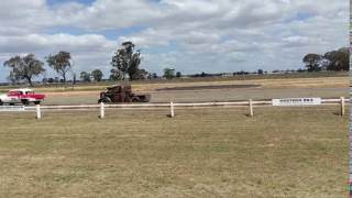 Mulwala Australia  city photos : 2016 LAKE MULWALA ROD RUN - VIDEO0909 - BRUTUS V FC - JUNKERS AUSTRALIA