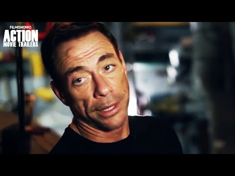 BLACK WATER | Jean Claude Van Damme and Dolph Lundgren Action Movie Trailer