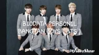 Video Biodata BTS ( LITA ) MP3, 3GP, MP4, WEBM, AVI, FLV Maret 2018