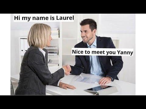 Funny memes - Funniest Yanny or Laurel memes