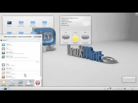 LinuxMint KDE 13 Overview