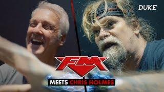 FM - Steve Overland interviewed by Chris Holmes - Hellfest 2019