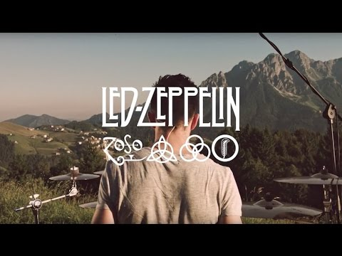 LED ZEPPELIN: a 6 Minute Drum Discography - Lorenzo Ferrari