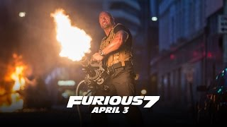 Nonton Furious 7 - In Theaters and IMAX April 3 (TV Spot 8) (HD) Film Subtitle Indonesia Streaming Movie Download