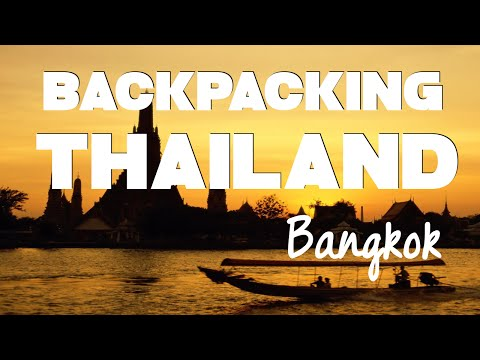 Thailand: Backpacking THAILAND - so funktioniert's | #1