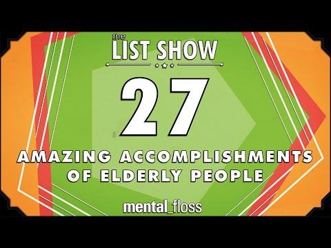 27 Amazing Accomplishments of Elderly People