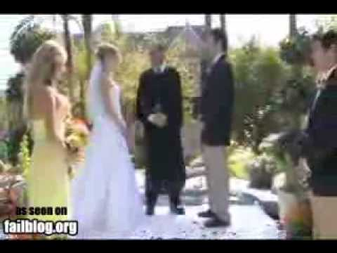 Best Man Fail