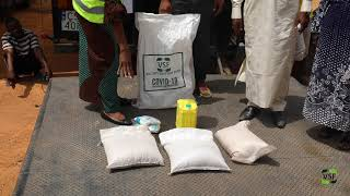 Victims Support Fund Covid-19 Task Force Donates Food items and PPE's to the FCT