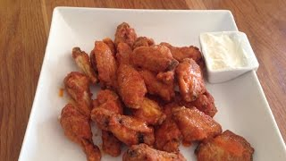 Philips Airfryer Buffalo Chicken Wings