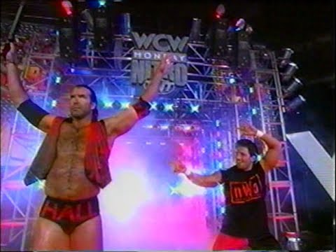 Bam Bam Bigelow vs. Bill Goldberg vs. Scott Hall [Nitro - 18th Jan 1999]
