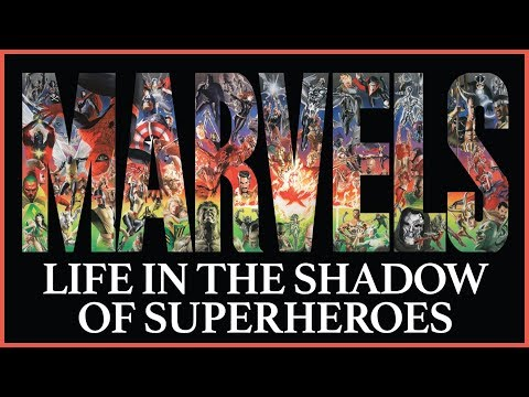 MARVELS - Life in the Shadow of Superheroes