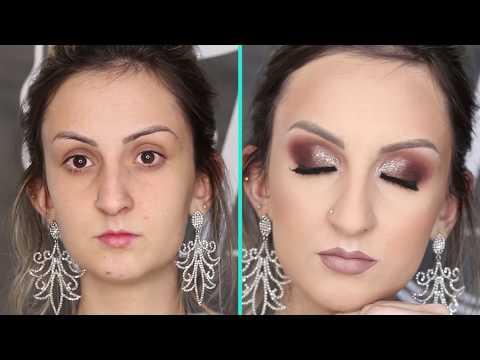Maquiagem SEM DELINEADO