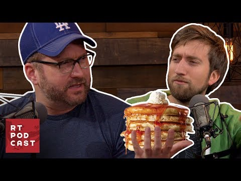 Rt Podcast: Ep. 479 - Burnie Ups His Pancake Game