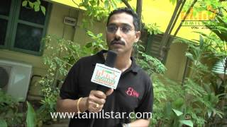 Jayaradhakrishnan at 8MM Movie Press Meet