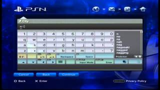 How to make a u.s PSN account