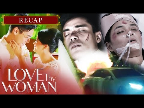 Dana and David's wedding day ends with a tragedy | Love Thy Woman Recap (With Eng Subs)