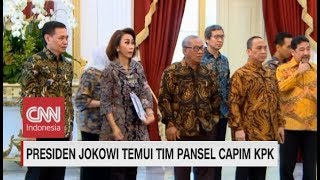 Download Video Tim Pansel Capim KPK Temui Presiden Jokowi MP3 3GP MP4