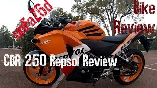 Did a temporary bike swap with a friend so I could try out his 2012 Honda CBR 250! Here are my opinions on the bike :D Subscribe and Like for more reviews! S...