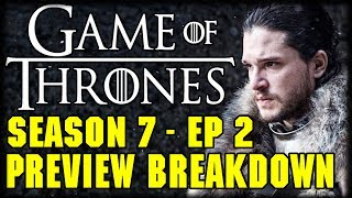 "Game of Thrones Season 7 Episode 2 ""Stormborn"" Preview BreakdownWe take a look at the trailer and images for Episode 2 Stromborn!---Please Subscribe: https://www.youtube.com/user/theissuesguystuff?sub_confirmation=1To help us Keep going and create more content please consider:Supporting the channel on Patreon: https://www.patreon.com/philtheissuesguyDonating:  https://youtube.streamlabs.com/philtheissuesguyor directly on Paypal:  https://www.paypal.me/PhiltheissuesguyCheck out your favorite Shows Playlist! https://www.youtube.com/user/theissuesguystuff/playlistsSubscribe to our podcasthttp://issuesprogram.com/itunes/https://itunes.apple.com/us/podcast/phils-recap-and-review-with-phil-theissuesguy-podcast/id943187265?mt=2Thanks for the support!---Please use our offers and link for free stuff and deal! http://www.audibletrial.com/Issues to sign up for 30 free days of Audible and get a free book! It helps us out BiG TIMEl! :)To get 30 days free with 1 games out on Gamefly sign up with the link: http://gameflyoffer.com/issuesSign up LootCrate! http://www.trylootcrate.com/issuesJoin the Record of the Month club: http://joinvmp.com/issues----Stay connected!Discord: https://discord.gg/0upUVdagXcUuzbfGGoogle Community: https://plus.google.com/u/0/communities/116286288385889495387Songs Used on the Show:  https://soundcloud.com/user-521817999And for more check out : http://Issuesprogram.com and our sisters channel http://youtube.com/dirtyissues for more fun!And If you have any questions or anything Call/Text 781 990 8509- 24/7Tweet @igotissuesmanor email igotissuesman@gmail.comThanks!http://issuesprogram.comhttps://twitter.com/igotissuesmanhttps://www.facebook.com/theissuesguyhttps://twitter.com/dirtylockzPartners/Associations Land Of ESH : http://www.electricsistahood.com http://www.youtube.com/dirtyissuesG4 Comic Etc: http://www.g4comicsetc.comWant to send us something Phil TheIssuesGuyP.O. Box 236 Marblehead, MA 01945------------------------------------------------------------------------------------------------------------------------------------------------------------------------Game of Thrones is an American fantasy drama television series created by David Benioff and D. B. Weiss. It is an adaptation of A Song of Ice and Fire, George R. R. Martin's series of fantasy novels, the first of which is titled A Game of Thrones."