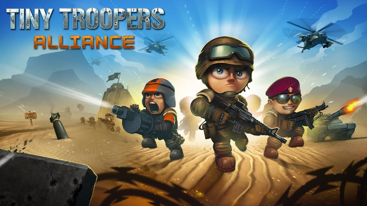 Move Over 'Call of Duty: Heroes', 'Tiny Troopers' is Also Getting the 'Clash of Clans' Treatment with 'Tiny Troopers: Alliance'