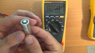 9. How to use a Multimeter for beginners: Part 1 - Voltage measurement / Multimeter tutorial