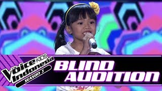Video Charissa - Doo Be Doo | Blind Auditions | The Voice Kids Indonesia Season 3 GTV 2018 MP3, 3GP, MP4, WEBM, AVI, FLV Agustus 2018