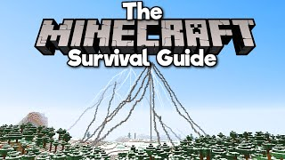 How To Build Mountains Pt.1! • The Minecraft Survival Guide (Tutorial Let's Play) [Part 279]