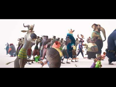 Zootropolis UK Teaser Trailer -- OFFICIAL Disney | HD