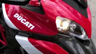 5. Pre-Owned 2012 Ducati Multistrada 1200 S Pikes Peak at Euro Cycles of Tampa Bay