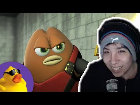 Quackity Reacts to Killer Bean