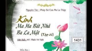 43/92: Phẩm Thán Tịnh (HQ) | Kinh Ma Ha Bát Nhã Ba La Mật tập 02