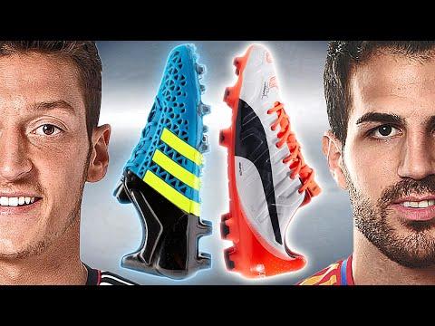Fàbregas VS Özil – Boot Battle